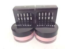 Qty/Set of 2 Bobbi Brown Retouching Powder *PINK #3 *Full Size *Brand New In Box