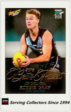 2017 AFL Footy Stars Trading Card Best & Fairest BF13 Robbie Gray (Port Adel)