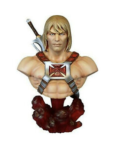 Masters Of The Universe - He-Man Bust Tweeterhead Excl # 2 of 50  Sideshow