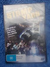 STOMP THE YARD,COLUMBUS SHORT,MEAGAN GOOD, DVD M R4 SEALED