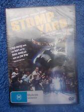 STOMP THE YARD,COLUMBUS SHORT,MEAGAN GOOD, DVD M R4 SEALED
