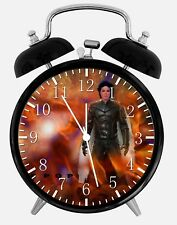 "Michael Jackson Alarm Desk Clock 3.75"" Home or Office Decor W298 Nice For Gift"
