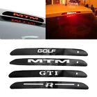 Carbon Fiber High Brake Light Sticker For VW GOLF 6 7 MK6 MK7 POLO Tiguan