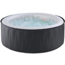 Whirlpool MSpa Delight Aurora AU04 Aufblasbar Wellness Heizung Massage Becken