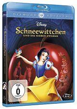 Blu-ray Schneewittchen und die sieben Zwerge Diamond Edit Walt Disney NEU & OVP