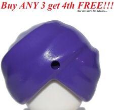 ☀️NEW Lego City Boy/Girl Minifig Purple Headgear Turban Snake Charmer Genie
