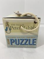 The Tale Of Peter Rabbit Jigsaw Puzzle 36 Big Pieces Beatrix Potter 2006 VG