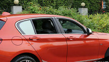 Window full Complete Around cover Trim 8pcs For BMW 1 Series F20 118i 2012-2014
