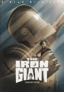 THE IRON GIANT (SIGNATURE EDITION) (DVD)