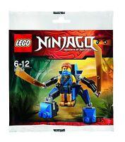 LEGO Ninjago 30292 Jay Nano Mech Robot Roboter Polybag Promo Beutel