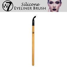 W7 Cosmetics Silicon Gel Eyeliner Spazzola Trucco Chiaro Preciso Salone Look