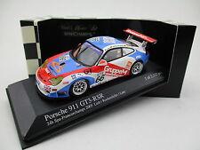Porsche 911 GT3 RSR  24h Spa 2005  Limitiert  Minichamps  1:43  OVP  NEU