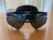 Attaquer Cycling Paceline Sunglasses Black