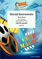 Mortal Instruments TV-Film-Musical-Show Brass Band MUSIC SET SCORE & PARTS