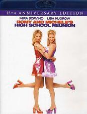 Romy and Michele's High School Re (2012, Blu-ray NEUF) BLU-RAY/WS/15th Annv. ED.