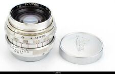 Steincheil Quinon 2/50mm   for Leica Screw 39