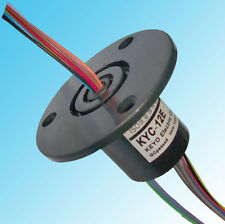 KYC12E Capsule Slip Ring ( 12 x 2 A), 12 wires Diameter 22mm