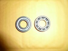 SKF BALL BEARING GR BRITAIN  EE8  7/8 X 1 7/8  NEW OLD STOCK SET OF 2  EE8-E10