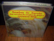 VARIOUS sambas de enredo das escolas carnaval 1975 ( world music ) brazil