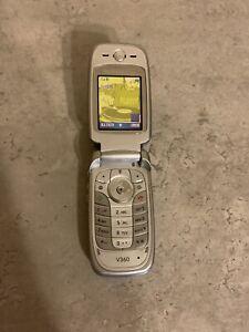 Motorola V360 Dummy Mobile Cell Phone Display Toy Fake Replica