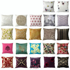 Cotton Blend Floral Decorative Cushions & Pillows