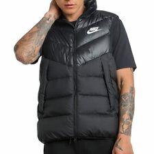 Nike Herren Weste Windrunner Daunen Fill Vest 928859-010 NSW Jacke Sport 2XL