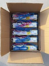 2 Lamp F32 T8 Ballast Multi-Volt 120-277 Instant N LOT of 10  Lead wires