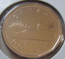 2010 Canada Loonie One Dollar Coin. (UNC.)