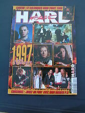 HARD FORCE 1997 28 JUDAS PRIEST SEPULTURA ANGRA MEGADETH CHANNEL ZERO DEFTONES K