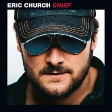 Chief by Eric Church (CD, Jul-2011, EMI Music Distribution) NEW