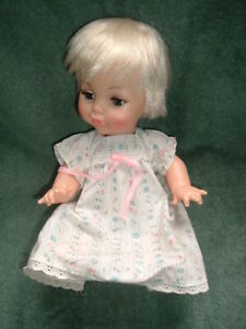 Doll Baby Pre Toddler. Adjust to Sit or Stand. Well Made. Mint Condition.