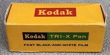 Kodak TRI-X Pan Black And White Film TX 120 Film  - SEALED 1974 Expired Sealed
