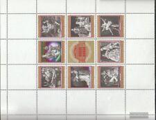 Österreich 1294-1301 Kleinbogen (kompl.Ausg.) postfrisch 1969 Wiener Staatsoper