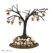 Dept 56 Halloween Village 4054270 Skull Tree