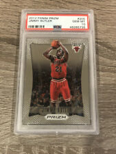 JIMMY BUTLER 2012 Panini Prizm #205 RC ROOKIE PSA 10 GEM MINT HOT! QTY AVAILABLE