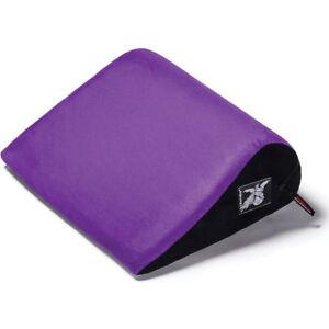 Liberator Jaz Original Wedge Pillow, Grape