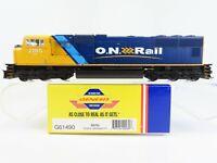 HO Athearn Genesis G61490 ON Rail Ontario Northland SD75i Diesel Locomotive 2105