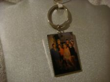 Buffy Vampire Slayer metal keyring group picture