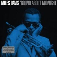 Miles Davis 'round About Midnight Double LP Vinyl European Not Now 2011 12