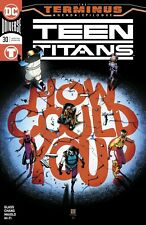 TEEN TITANS #30 TERMINUS AGENDA REGULAR COVER BY DC COMICS SAME DAY SHIPPING!