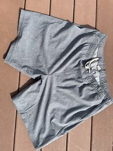 Fair harbor The One Shorts XL Lined Grey