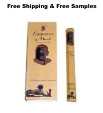 Egyptian Musk Incense Sticks by Kamini Original 8gm 1 Packet Plus FREE Samples