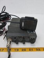 Vintage Uniden CB Radio w/Mic Pro 510XL 40 Channel Mobile Unit SKU U4 S