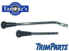 1968-1971 Chevy Tilt Wheel Turn Signal Lever Handle Set Made in USA