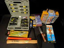 Werkzeug-Konvolut aus Haushaltsauflösung, Hammer, Schraubendreher-Set, Multi-Box