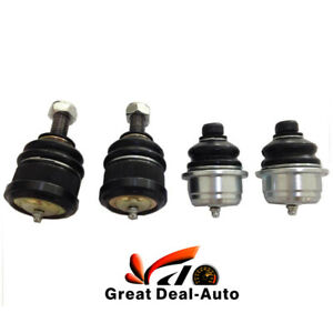 SET OF 4 FOR FORD FALCON AU BA BF INC XR6 XR8 UPPER LOWER BALL JOINT BJ425/426