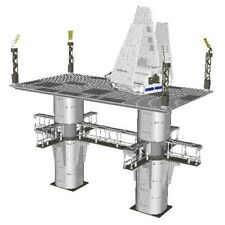 Lego Imperial Shuttle & Landing Platform Star Wars Instructions Custom Endor