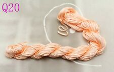28m Nylon Chinese Knot Cord Thread For Braided Bracelet 1mm Dia free post Q20