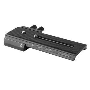 LP-01 2 Way Macro Focusing Rail Slider for Digital SLR Close-up Photography UK