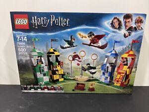 Lego 75956 Harry Potter Quidditch Match Marcus Flint Severus Snape Oliver Wood